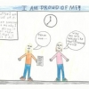 I am Proud of Me!  By Brynna Asher  (Age 10)