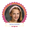 All About Me  By Natalie Myers (Age 11)