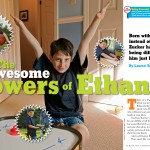 The Awesome Powers of Ethan Z