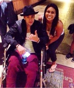 Bieber wheelchair