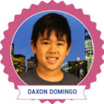 Being Positive about My Difference  By Daxon Domingo (Age 9)