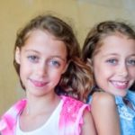 We are Identical Twins!  By Ella and Zoe L.  (Age 10)