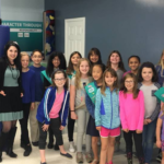 Berkeley Heights Girl Scouts Flaunt It!