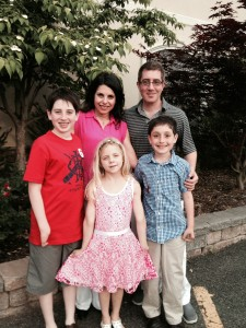 Zucker family June 2014