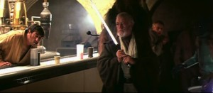 cantina Obi-wan light saber