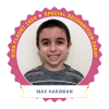 My Differences  By Max Hakimian  (Age 9)